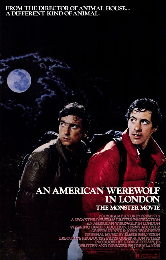 Amercian Werewolf in London